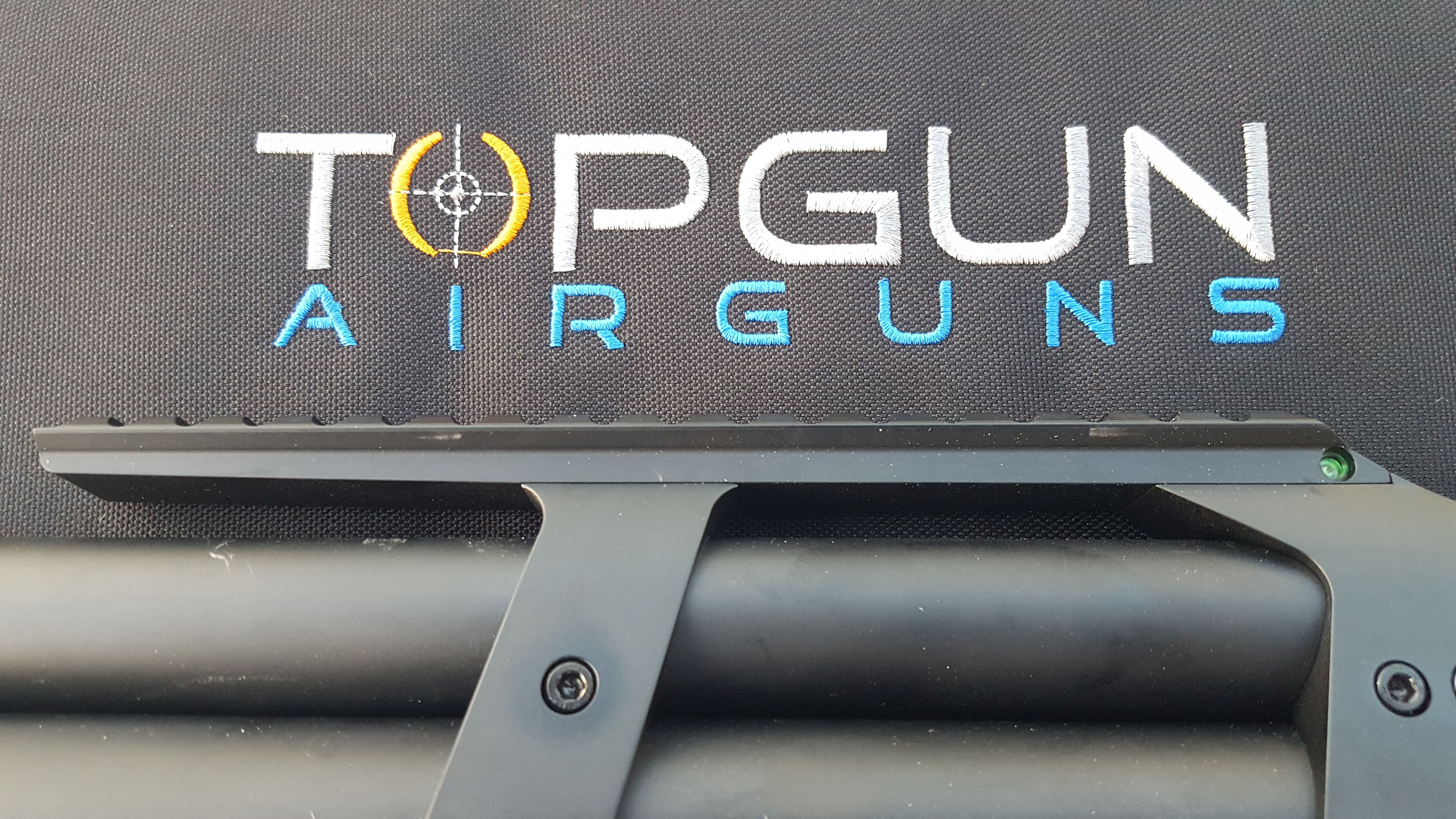 I can't wait to hear about the new Huben - Yellow Airgun