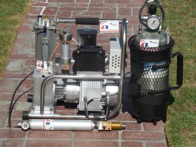 Alpha90 Compressor